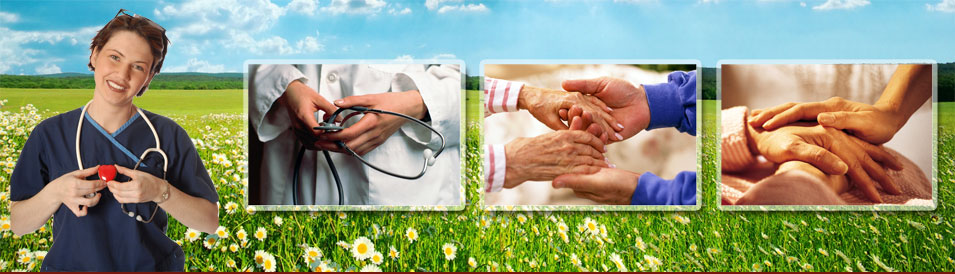 Home Health and Hospice from Longview and Nacogdoches TX
